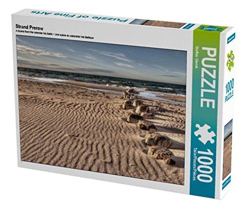 Preisvergleich Produktbild Strand Prerow 1000 Teile Puzzle quer (CALVENDO Menschen)
