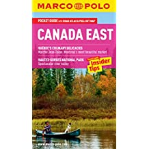 Canada East Marco Polo Guide (Marco Polo Guides)
