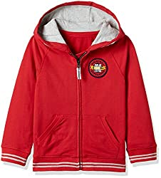 Mothercare Boys Jacket (JF971-1_red_8 - 9 years)