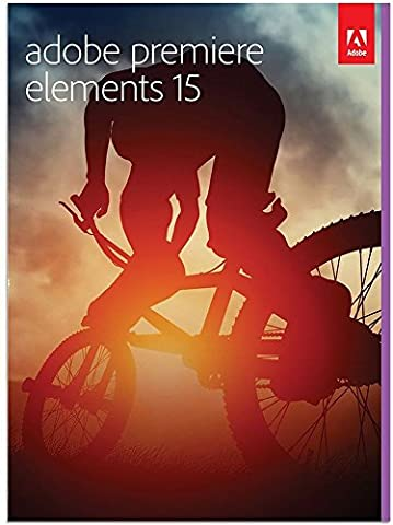 Adobe Premiere Elements 15 Standard | PC/Mac | Disc