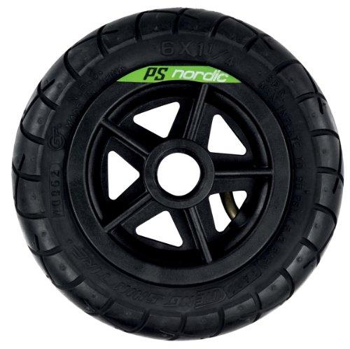 Powerslide Erwachsene Rollen Cst Air Tire Schwarz, 150 -