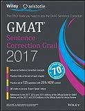 Wiley's GMAT Sentence Correction Grail 2017
