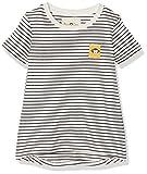 Ben & Lea Sorba T-Shirt weiß/blau Gestreift 101, 122 (Herstellergröße: 122/128)