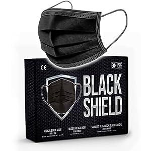 BLACK SHIELD - 50 unidades