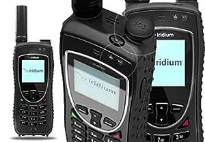 Téléphone satellite Iridium 9575 Extreme avec carte SIM et 75 minutes de temps de communication / Validité 30 jours