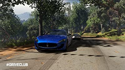 Driveclub (PS4) from Sony
