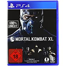 Mortal Kombat XL - PlayStation 4 - [Edizione: Germania]
