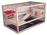 PETGARD Kaninchen- und Meerschweinchenheim SAN MARINO 120 DELUXE