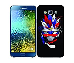 Galaxy Printed 2063 Football Carnival Port Hard Cover for Samsung GRAND I9082