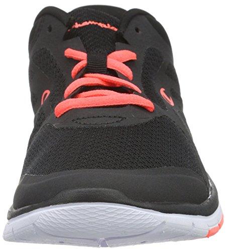 Champion Low Cut Shoe Alpha Scarpe Running, Donna Nero (New Black 2175)