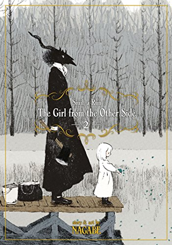 The Girl from the Other Side: Siuil, a Run por Nagabe