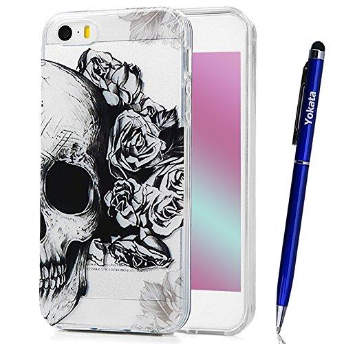 cover-iphone-5-5s-se-yokata-tpu-silicone-custodia-trasparente-crystal-clear-coque-soft-morbido-bumpe