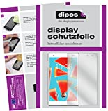 Lenovo Tab4 8 Plus TB-8704F Schutzfolie - 2x dipos Displayschutzfolie Folie klar