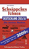 Schnäppchenführer Deutschland 2015/16: Mit Einkaufsgutscheinen im Wert von über 3.000 EURO