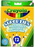 Crayola Supertips Washable