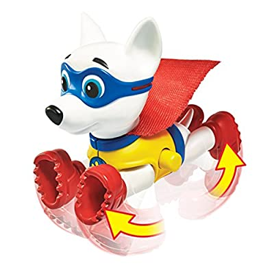Paw Patrol Action Pack Pup and Badge [Apollo the Superpup] por Paw Patrol