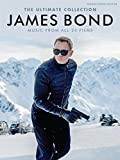 The James Bond ultimate collection : featuring music from all 24 films : Piano - Chant - Guitare | Norman, Monty. Compositeur