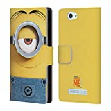 Official Despicable Me Stuart Full Face Minions Leather