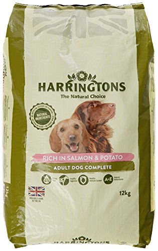 Harringtons Complete Rich In Salmon and Potato 12 Kg