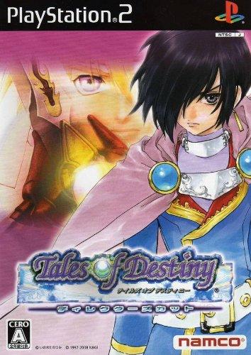 Tales of Destiny Remake Directors Cut PS2 (Japan Import, komplett Japanisch) (Tales Ps2 Destiny Of)
