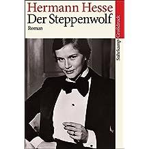 Der Steppenwolf: Großdruck (suhrkamp taschenbuch)