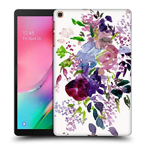Head Case Designs Offizielle Mai Autumn Lilien Blumiges Bouquet Harte Rueckseiten Huelle kompatibel mit Samsung Galaxy Tab A 10.1 (2019) Mais Lilie