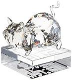 Swarovski Kristallfiguren Schwein 1047431