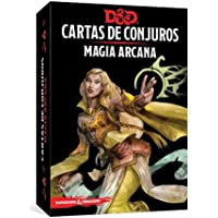 Dungeons and Dragons: magia arcana - cartas de conjuros (castellano)