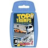Top Trumps Cars Top Gear Cool 2