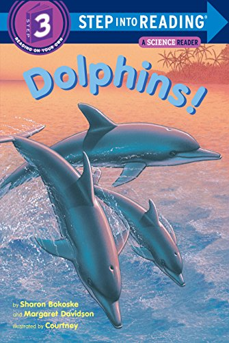 Dolphins!: Step into Reading, a Step 2 Book (Step into Reading, a Step 3 Book) por Sharon Bokoske