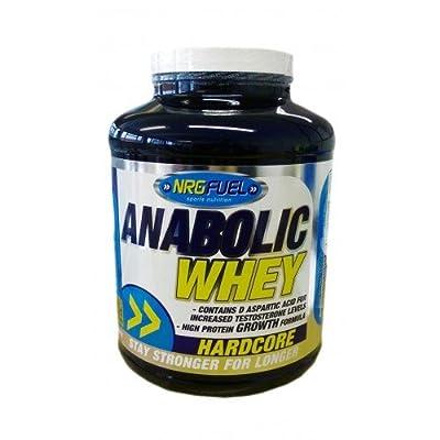 NRG FUEL Anabolic Whey 2kg (Chocolate)