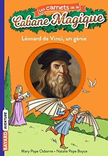 Les carnets de la cabane magique, Tome 15: Léonard de Vinci, un génie