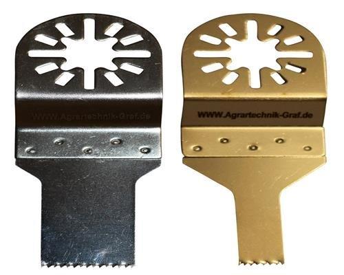 Agrartechnik-Graf Set Standard Sägeblatt 10 mm und 20 mm für Holz, Plastik und Gipskarton für AEG BWS