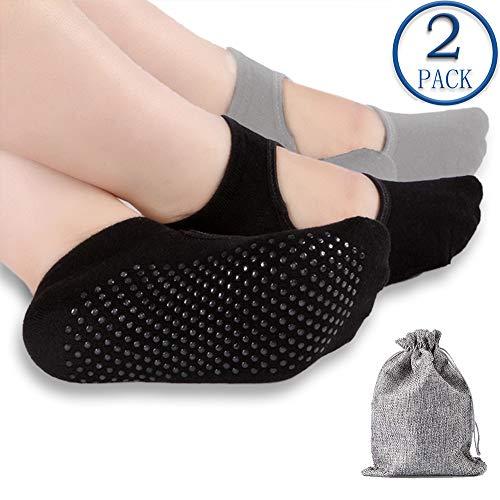 Mr.Twinklelight Anti Rutsch Yoga Socken für Damen und Men