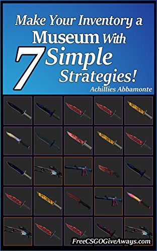 Foto Make Your Inventory a Museum With 7 Simple Strategies: The best guide to bring you a prestigious inventory (English Edition)