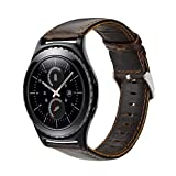 MroTech Bracelet de Montre 20mm Compatible pour Samsung Gear S2 Classic, Galaxy Watch...