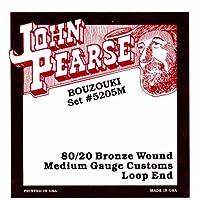 John Pearse Strings 5205M - Juego de cuerdas para buzuki