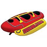 Airhead Double Dog Towable - Wassergleiter Banane für 2 Personen