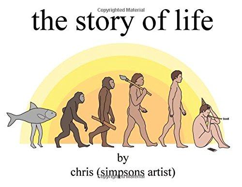 The Story of Life por Chris (Simpsons Artist)