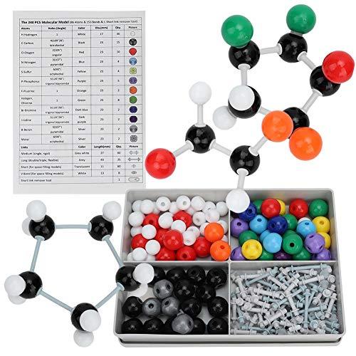 240 Unids Modelo Molecular Kit Estructura Orgánica