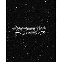 Appointment Book: 2 Column Daily Appointment Organizer Book for Professionals | All Businesses | Beauty Parlours | Salon | Spas | Cosmetologist | ... Paperback: Volume 6 (Appointment Books)