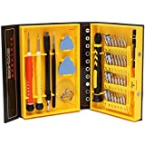 outerdo Professional Screw Driver Tool Kit for iPhone 4/4S 5Samsung HTC