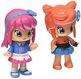 Pinypon - Compañeras de Clase, Michelle & Rita, Set de 2 muñecas...