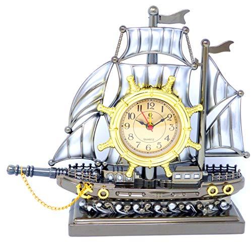 Evil Wear Schiff-Uhr Stand-Uhren Segelschiffe -