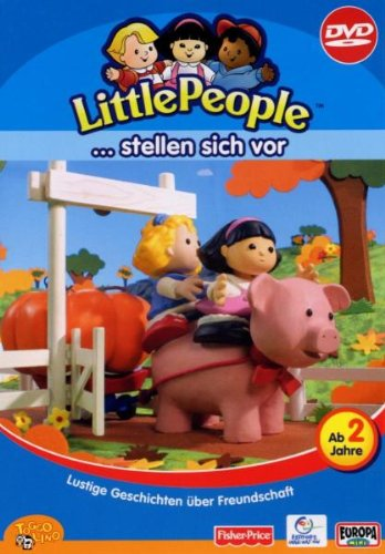 1 - Little People stellen sich vor