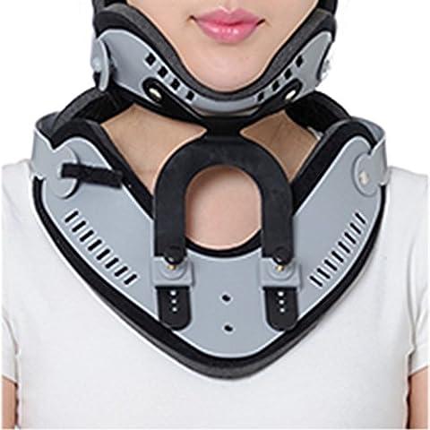 Denshine Cervical Collar Neck Brace Nackenstütze , Erleichterung Nackenschmerzen und Assist Erholung von HWS-Verletzungen oder Chirurgie (einstellbar)