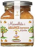 La Fattoria di Priscilla Marmellata di Arance Tarocco - 3 pezzi da 350 g [1050 g]