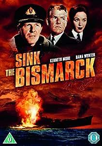 Sink the Bismarck! [DVD] [1960]