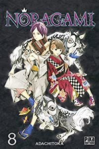 Noragami Edition simple Tome 8