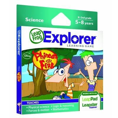 Expl Learning Game Phineas Fer